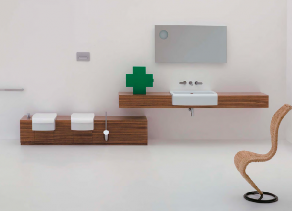 tendance : la salle de bains intégrée - Salle De Bain Integree