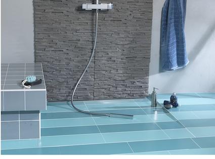 receveurs de douche originaux