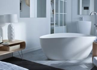 réussir une salle de bains blanche