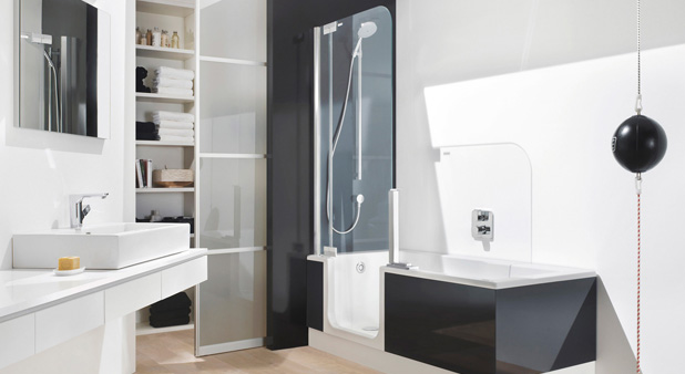 4 Baignoires Douches Avec Ou Sans Porte