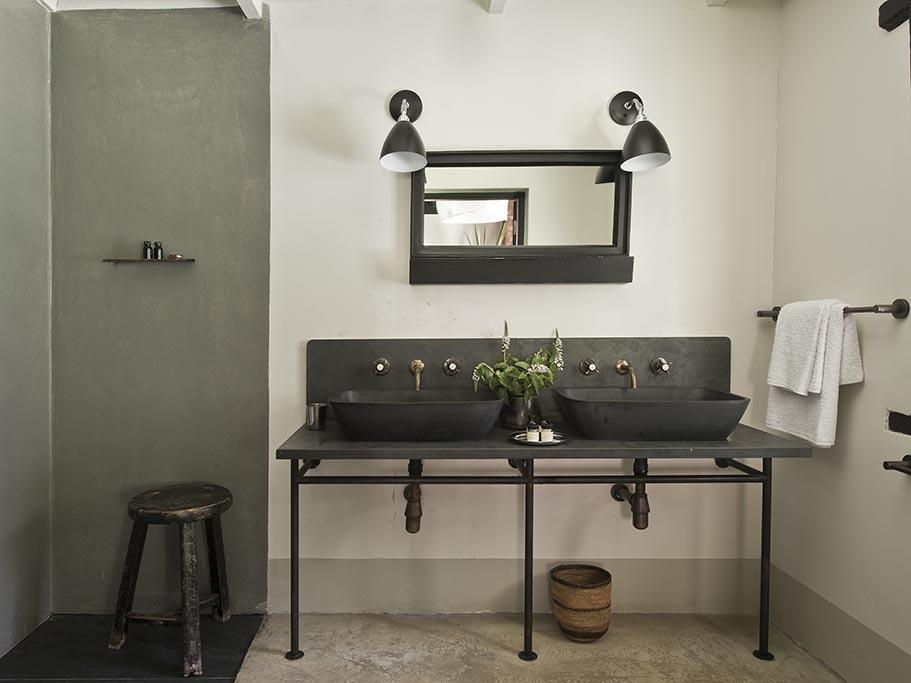 Les salles de bains de la maison de gandhi johannesburg - Les sales de bains ...
