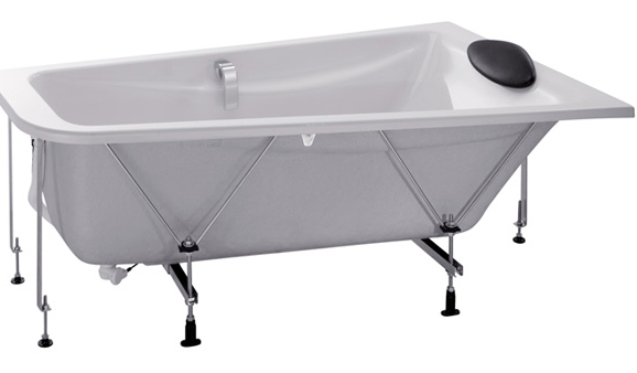 Bien choisir une baignoire en acrylique - Baignoire jacob delafond ...