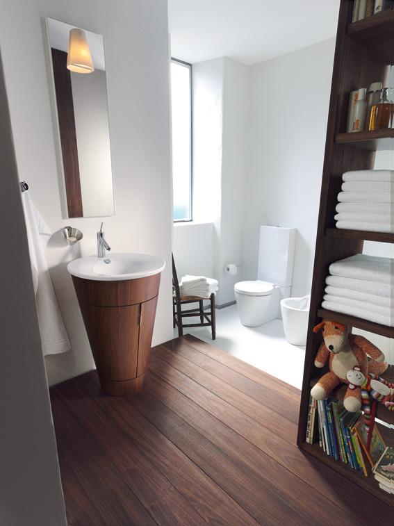 4 conseils pour r ussir une salle de bains nature. Black Bedroom Furniture Sets. Home Design Ideas