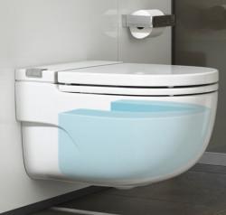 WC Roca INTANK MERIDIAN avec réservoir dans la cuvette