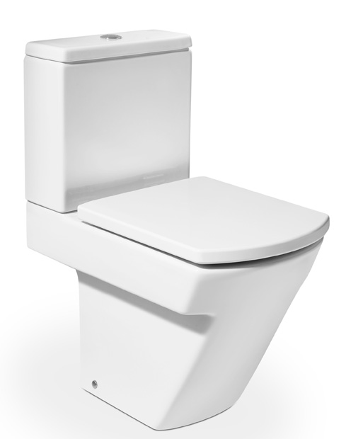 Huit cuvettes wc gain de place for Wc gain de place villeroy et boch