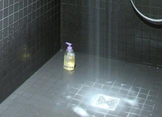 étanchéité douche étanche