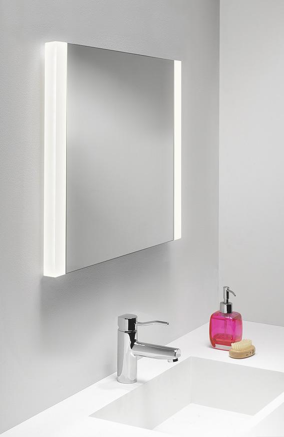 Miroir salle de bain lumineux - Miroir salle de bains castorama ...