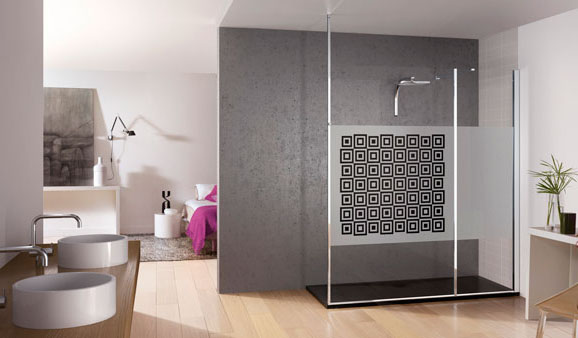 choisir une paroi de douche sans se tromper. Black Bedroom Furniture Sets. Home Design Ideas