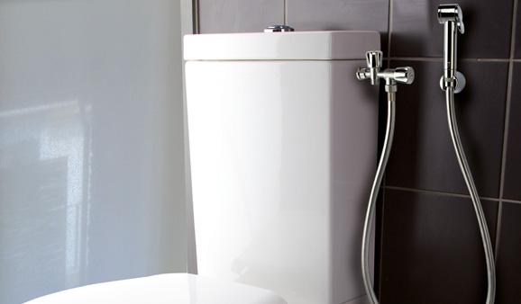 Des solutions conomiques pour se laver aux wc - Wc avec douchette anale ...