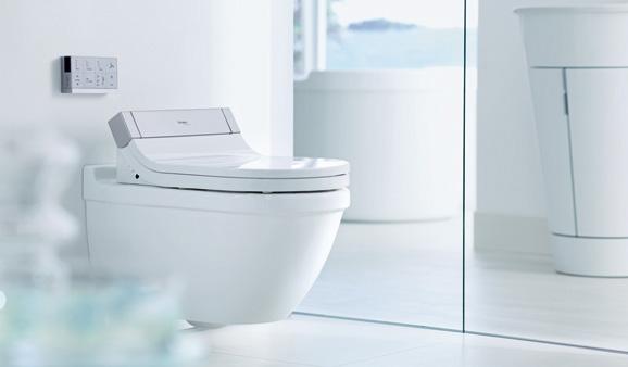 Les nouvelles fonctions des cuvettes wc - Cuvette wc chauffante ...