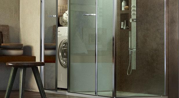 Int grer un lave linge dans la salle de bains for Lave linge dans salle de bain norme