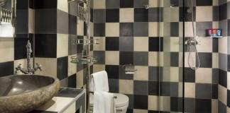 carreaux de ciment salle de bains