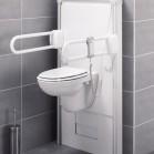 WC à hauteur réglable