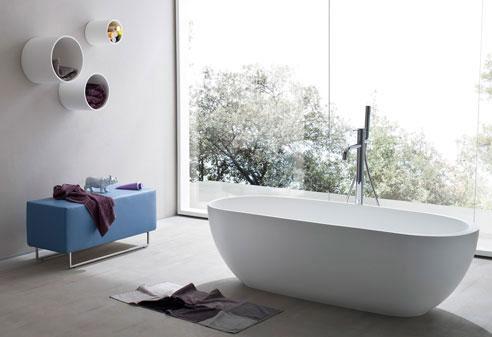 la salle de bains de style scandinave i styles de bain. Black Bedroom Furniture Sets. Home Design Ideas