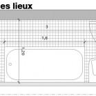 5 plans pour agencer une salle de bains couloir