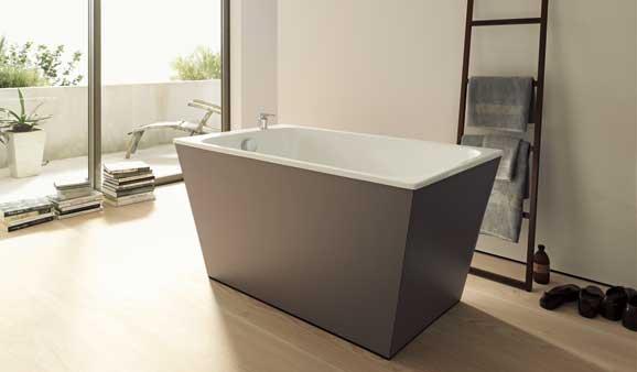 onto de duravit inspire des baignoires japonaises est petite et profonde - Salle De Bain Japonaise