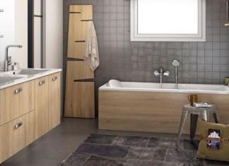 Tablier de baignoire décoratif Delpha
