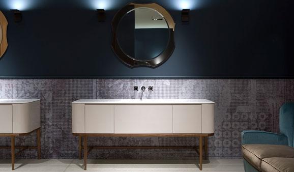 L 39 enfilade de bain chic et meublante styles de bain for Salle bain tendance 2014