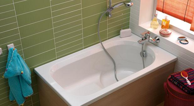 Mimo de laufen plus petite et plus profonde styles de bain for Petite baignoire profonde