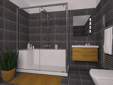 Lapeyre salle de bains aubervilliers montpellier 23 for Meuble salle de bain lapeyre