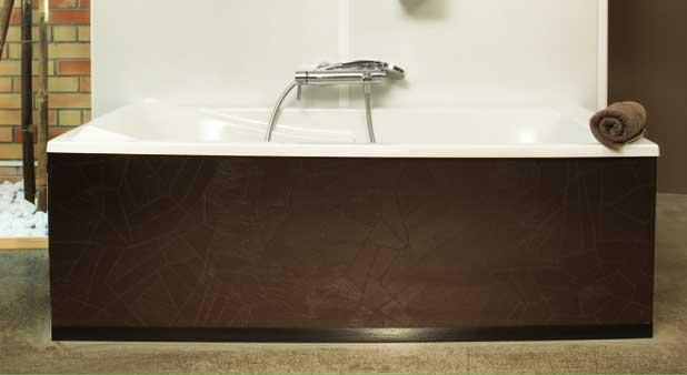 la solution d 39 habillage la carte de lazer styles de bain. Black Bedroom Furniture Sets. Home Design Ideas
