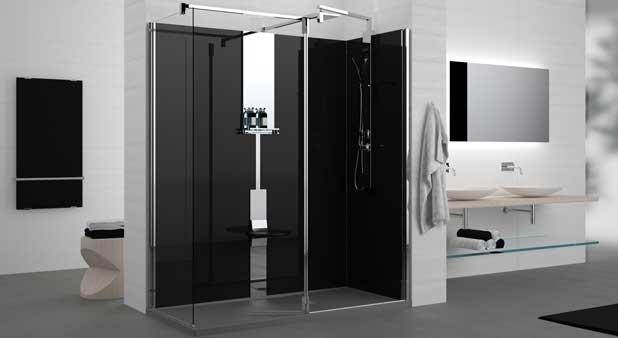 Solutions pour remplacer sa baignoire par une douche for Aubade douche italienne