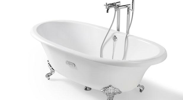 La fonte le mat riau id al sauf son poids styles de bain - Poids baignoire fonte ...