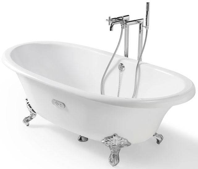 la fonte le mat riau id al sauf son poids styles de bain. Black Bedroom Furniture Sets. Home Design Ideas