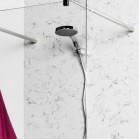 panneaux d'habillage de la salle de bain en solid surface