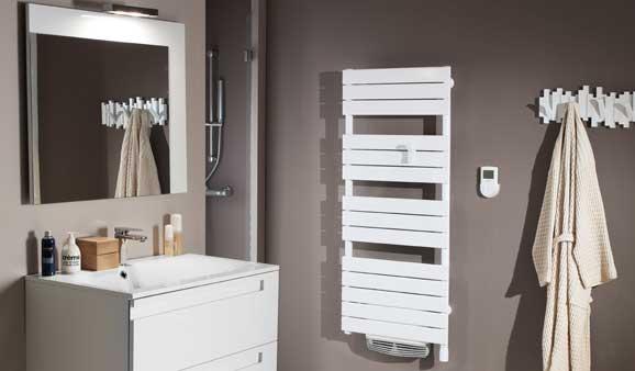 Bien choisir un radiateur s che serviettes styles de bain - Choisir radiateur seche serviette ...