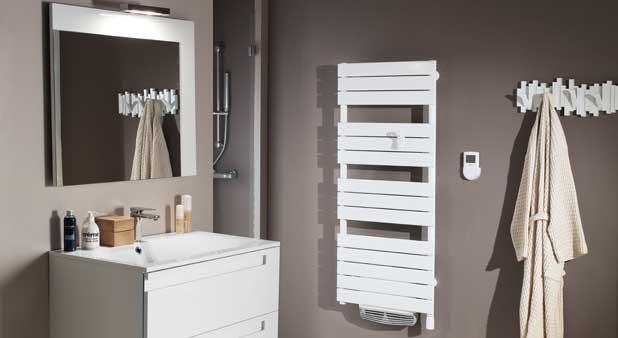 Bien choisir un radiateur s che serviettes styles de bain for Bien choisir un seche linge