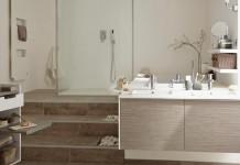 Des meubles pour faire dispara tre le lave linge styles - Estrade salle de bain ...