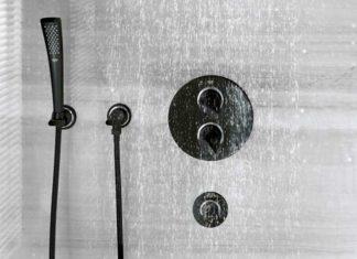 robinetterie encastrée salle de bains
