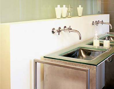 salles de bains marc defay rec - Doublage Mur Salle De Bain