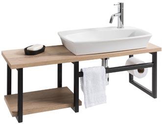 Lave-mains de style atelier