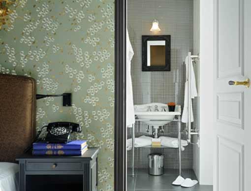 La salle de bains rétro : un must dans l\'hôtellerie