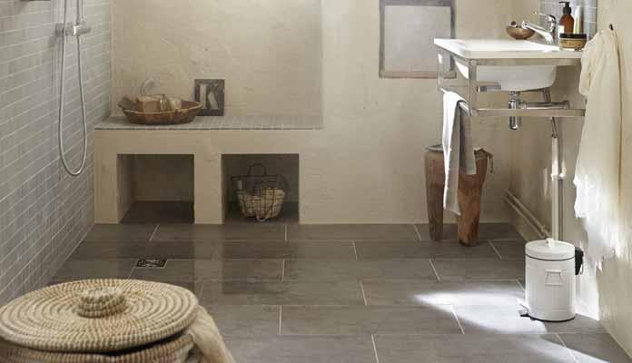 Comment r aliser une douche l 39 italienne styles de bain - Baignoires douches leroy merlin ...