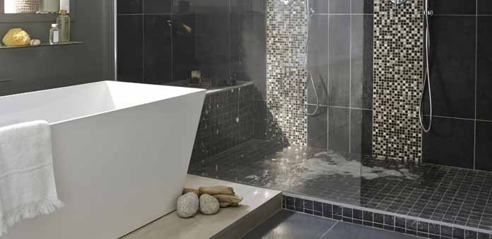 Comment r aliser une douche l 39 italienne styles de bain for Photo de douche a l italienne