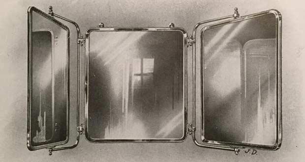 Petite histoire du miroir styles de bain for Histoire du miroir