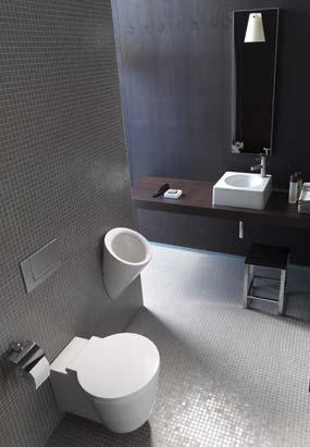 4 raisons d\'installer un urinoir dans la salle de bains ...