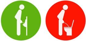 Picto toilettes
