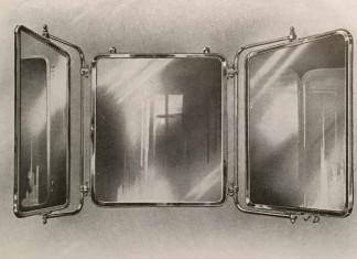 Les salles de bains d 39 hier et d 39 aujourd 39 hui entre for Histoire du miroir