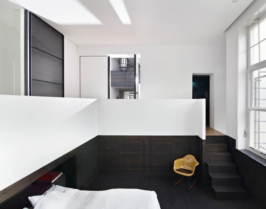 Salle de bain chambre parentale for Surface suite parentale