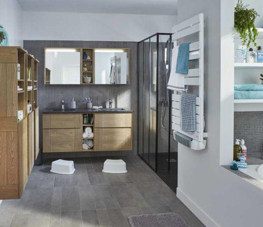salle de bains familiale tout confort