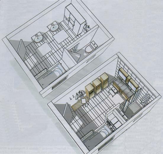 Salle De Bain Familiale Tout Confort Plan