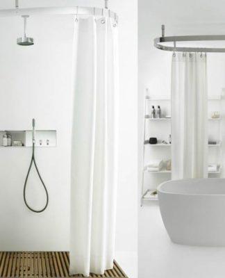 choisir le rideau de douche