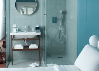 Aménager une mini salle de bain