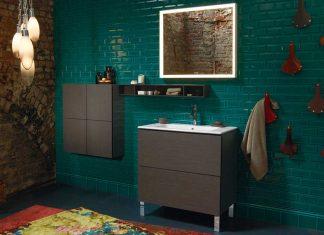 salle de bains au masculin