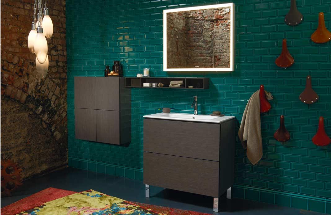 4 conseils pour r ussir une salle de bains au masculin for Conseil carrelage salle de bain
