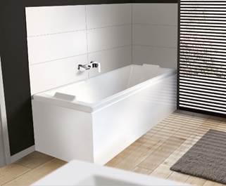 A quoi sert le tablier de baignoire styles de bain - Baignoire contemporaine ...